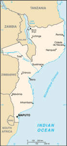 Immagine1 - mappa Mozambico